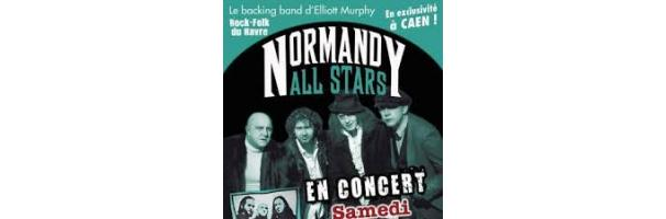 Normandy All Stars - Caen, l'Orient-Express le 5 juillet 2014
